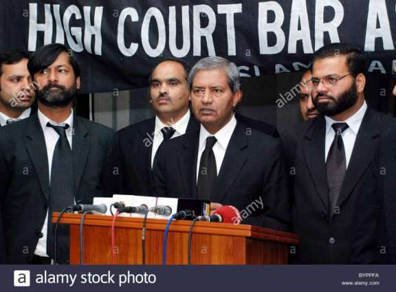 Lawyers' bodies condemn Quetta terrorist attack incident