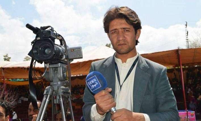 Quetta Massacre, Dawn news cameraman died