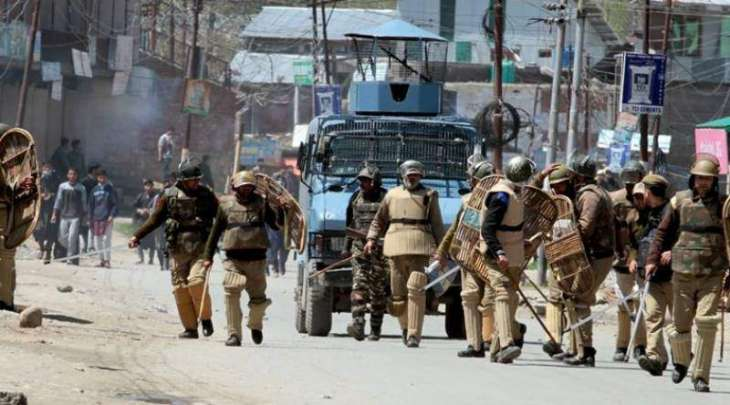 Indian forces arrest over 2000 Kashmiris in IOK