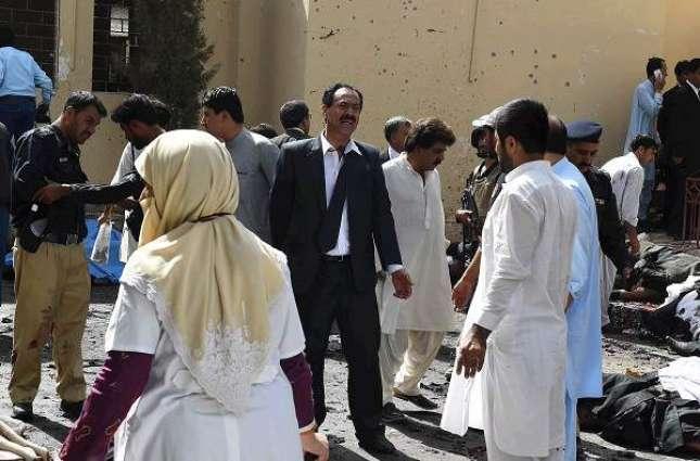 Saud Majeed condemns Quetta blast