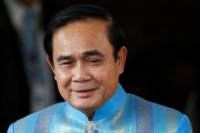 Thailand to hold elections in 2017: junta chief