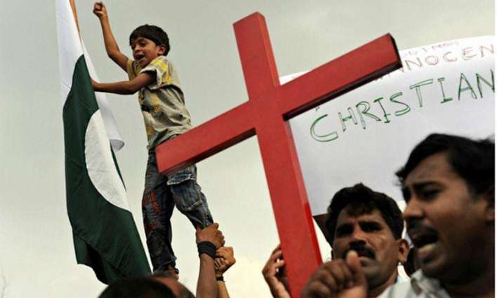 Independence day function by Christian community on Aug 13