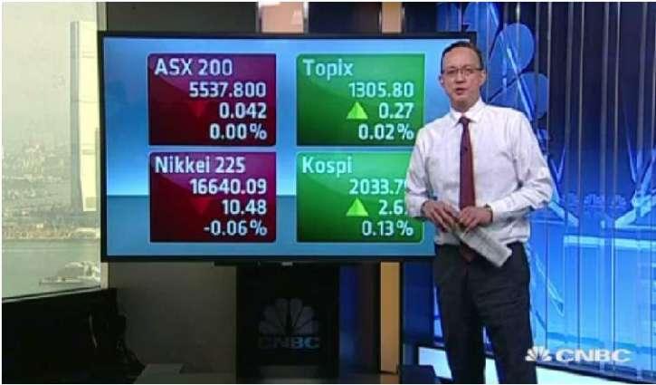 Shanghai stocks close higher on China data
