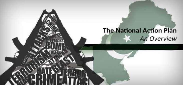 دہشت گردی ءِ نیشنل ایکشن پلان نا کمک اٹ پوروی وڑاٹ چٹفنگ مریک، ڈاکٹر محمود علی