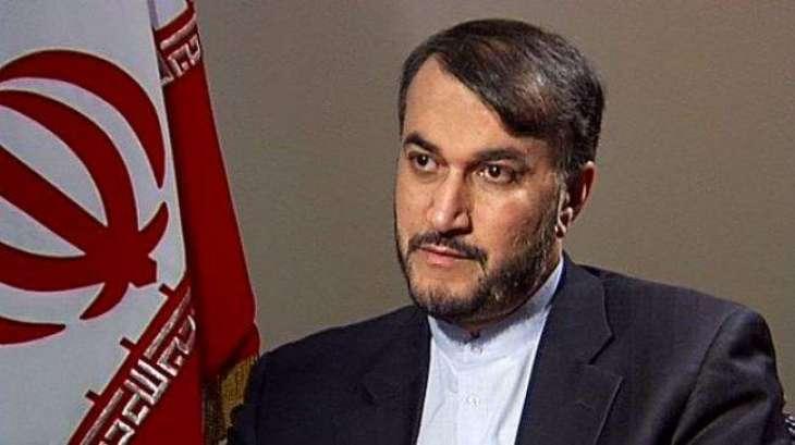 ایران نا نائب وزیر خارجہ امور11اگست آ ادارہ بین الاقوامی امور پاکستان اٹی تران کیک