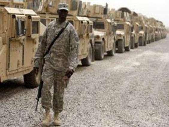امریکی فوج انا شام اٹی داعش نا 83تیل انا ٹینکی تے بھس کرے