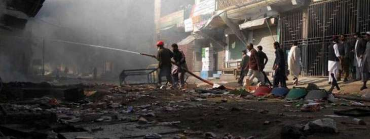 مصر٬ بمي چاٶدنه كښې دوه پوليس چارواكي او 4 عسكر ټپيان
