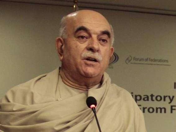 پارليامينٽ جو گڏيل اجلاس گهرائي دهشتگردي جي خلاف حڪمت عملي جوڙي وڃي: محمود خان اچڪزئي