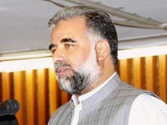 Governor discusses national matters with Murtaza, Tariq