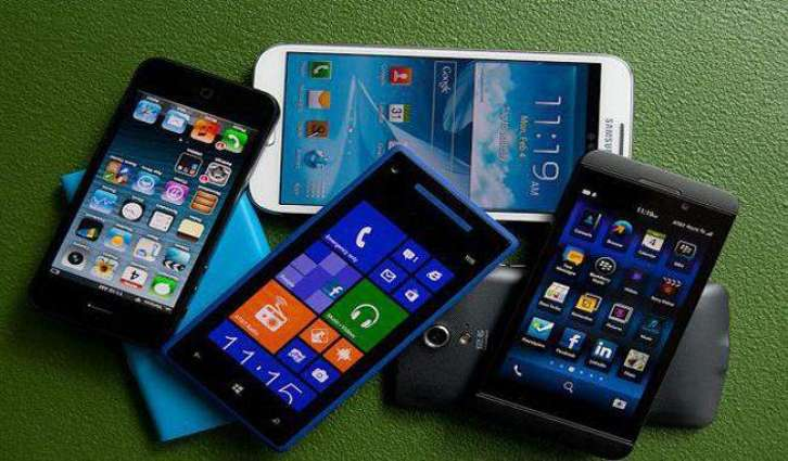 Mobile phones worth Rs 753 mln imported in 2015-16