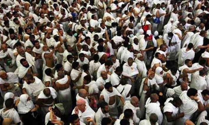 Hajj operation going smoothly; 12,058 Pakistani pilgrims reach Saudia