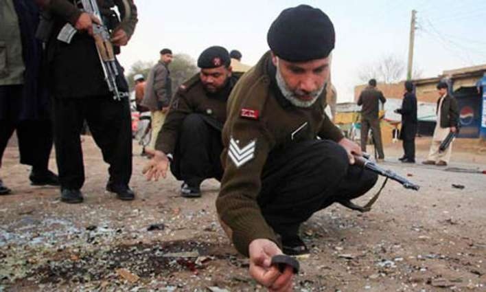Two security personnel martyred in IED blast