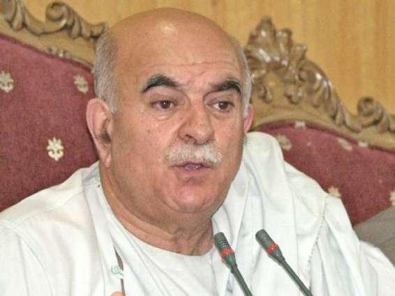 Shaikh Rasheed condemns Achakzai's controversial statement.