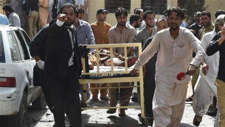 France, China, Turkey, Iran condemn Quetta blast