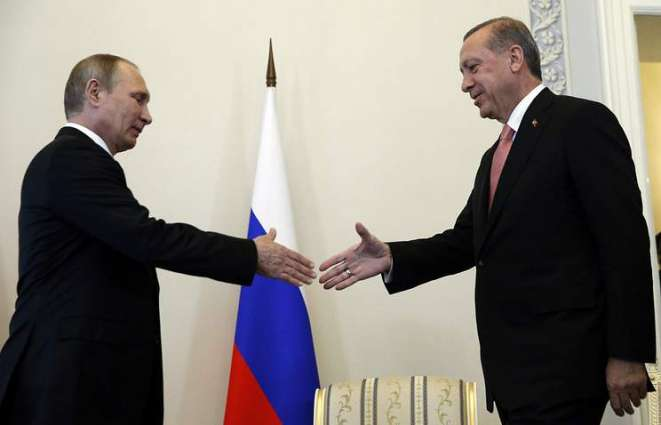 Putin: Russia, Turkey want to restore bilateral relations