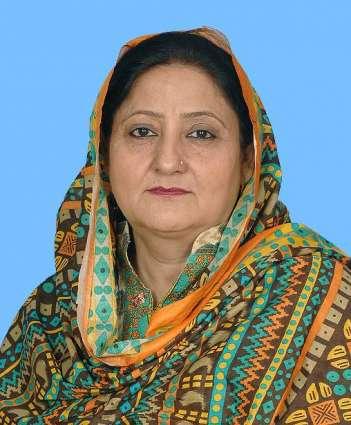 Shahnaz Salim condemns blast at Quetta hospital