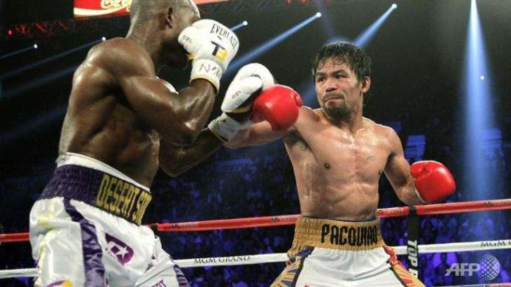 Boxing: Pacquiao confirms fight with Vargas
