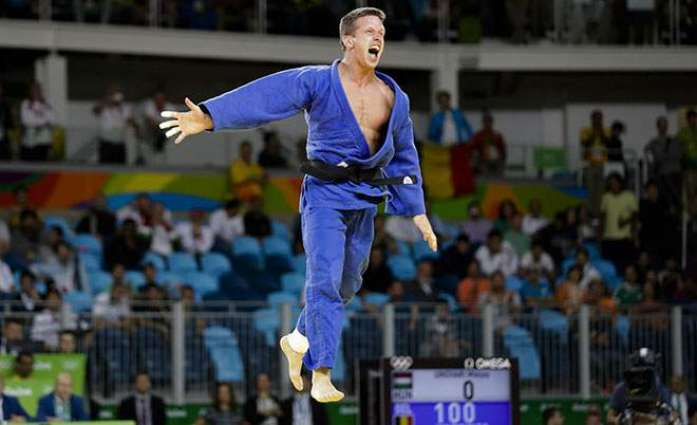 Olympics: Belgian judo medallist assaulted on Copacabana