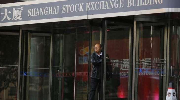 Hong Kong, Shanghai stocks open flat