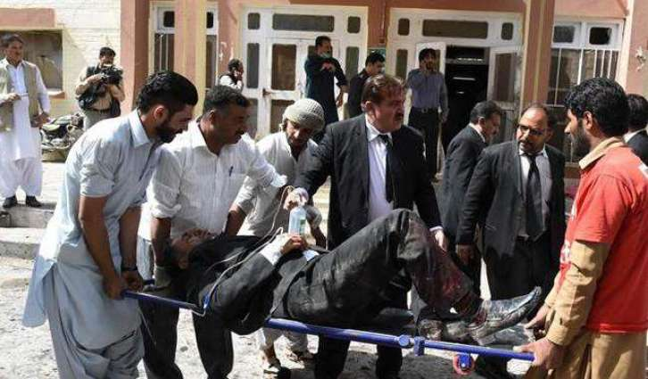 15 more injured of Quetta blast shifted to Karachi for treatment