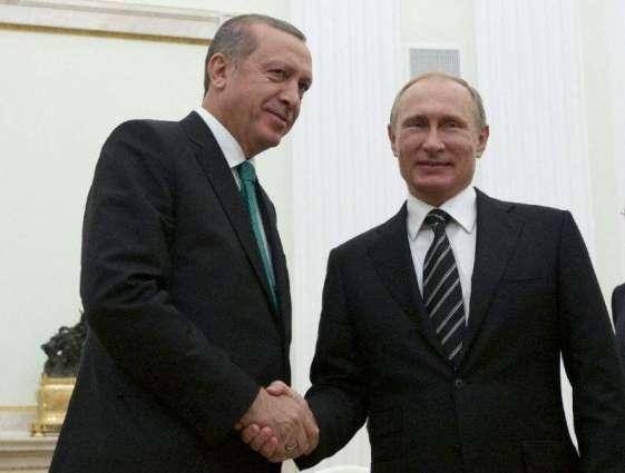 Russian media say Erdogan, Putin meeting 'turns tragic page'
