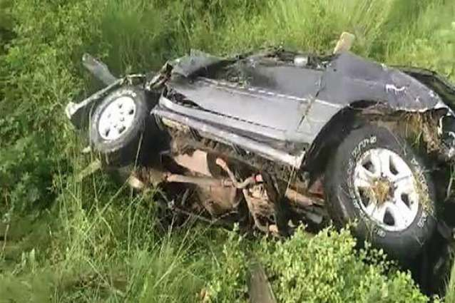 Four customs officials killed in accident while chasing smugglers