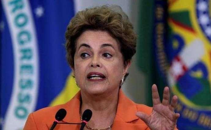 Brazil Senate votes to hold Rousseff impeachment trial