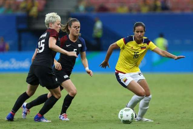 Olympics: USA women's winning streak halted by Colombia
