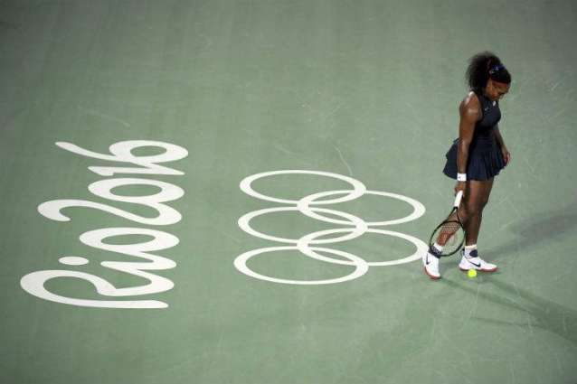 Olympics: Stricken Serena out of Rio tennis