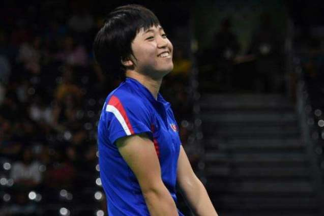 Olympics: North Korea's Kim into table tennis semis