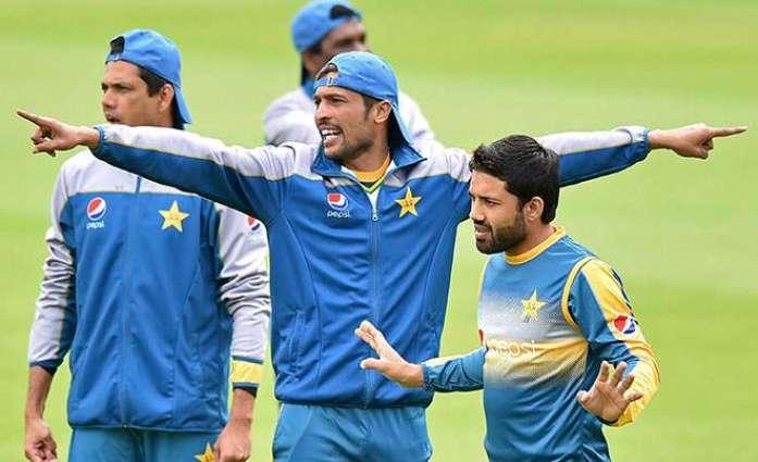 Cricket: Pakistan ponder line-up for England finale