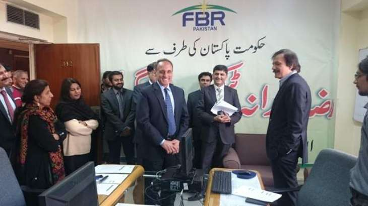 Sales Tax automation to generate billions of additional tax for FBR