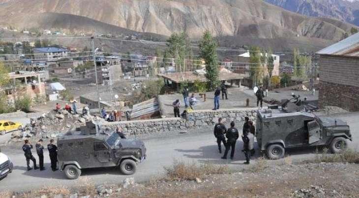 Seven soldiers injured in southeastern Turkey