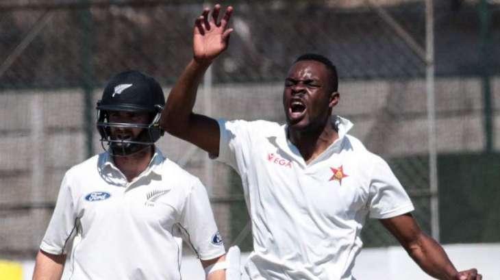 Cricket: New Zealand on track for Zimbabwe win
