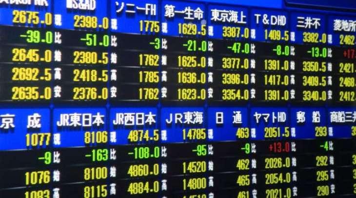 ایشیاء، فوریکس مارکیٹ اچ ڈالر دے نرخ ڈھہہ گے،برطانوی پاﺅنڈ دی قدر اچ ودھارا