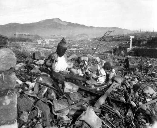 ناگاساکی تے ایٹمی حملے کوں 71 سال تھی گن
