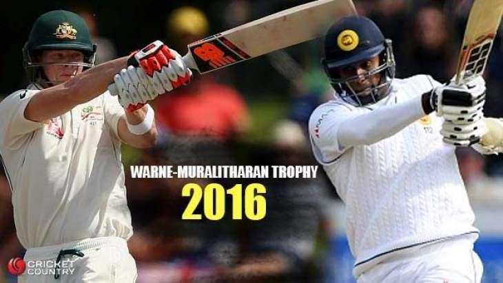 سری لنکا اتے آسٹریلیا وچال تریجھاا اتے چھیکڑی ٹیسٹ 13 اگست کوں کھیڈیا ویسی میزبان ٹیم کو ںکینگروز دے خلاف سیریز وچ 2-0 دی فیصلہ کن برتری حاصل