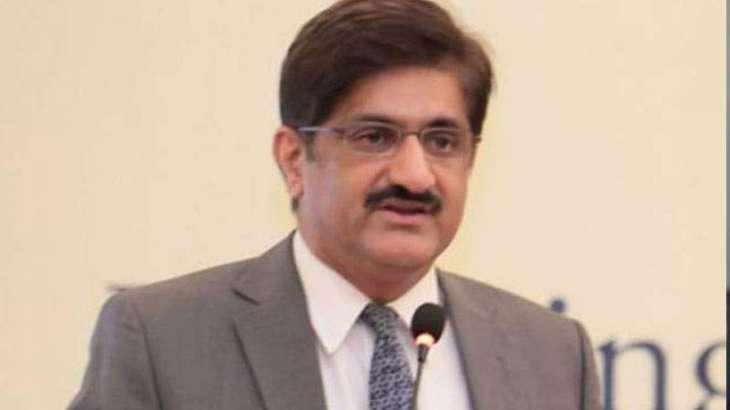 میڈیا تنقید دی بجائے چنگے کماں تے روشنی پاوے، وزیر اعلیٰ سندھ