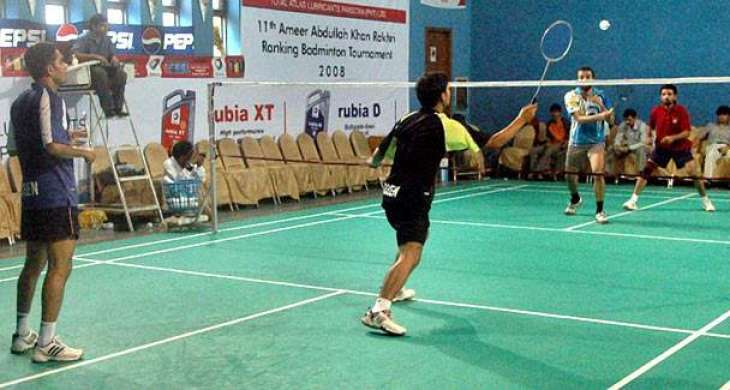 National Junior Badminton Championship