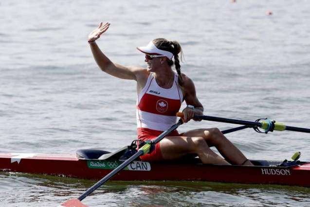 Olympics: Storms call off beleaguered rowing regatta