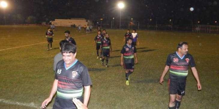 Fame club beat Quaid Manga in football league