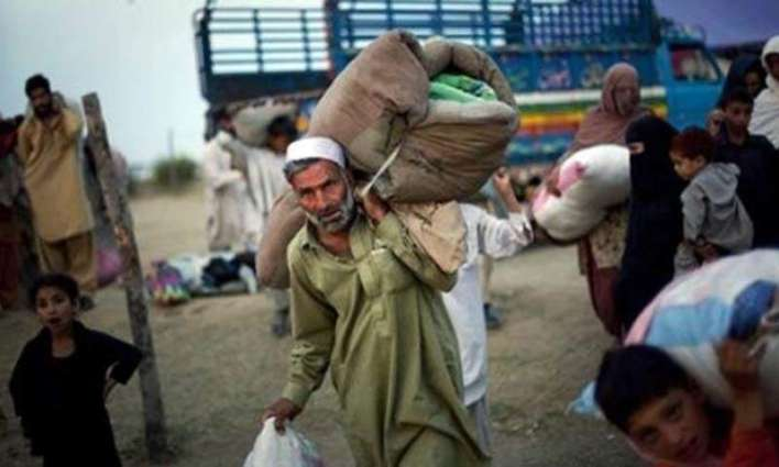 Return of IDPs to be completed by Nov 2016