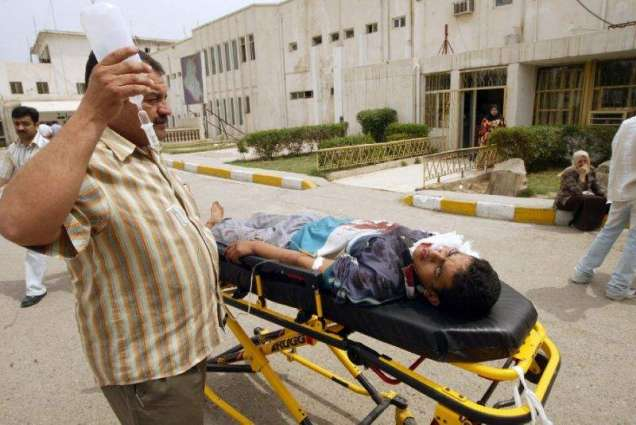 12 newborns dead in Baghdad hospital blaze