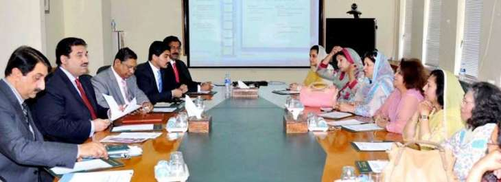 IWCCI delegation meets acting UK High Commissioner