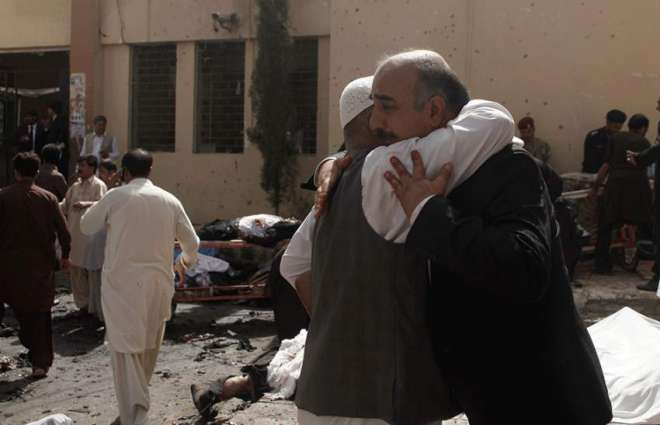 Ex-servicemen expresses grief over Quetta bombing