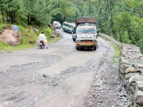 NHA nearly to complete rehabilitation work of Kohala-Muzafarabad road