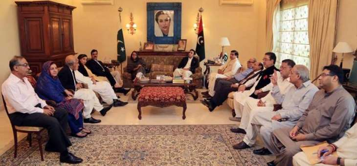 PPP to support government on NAP