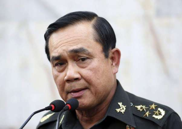 Time to shelve differences, junta chief tells Thais