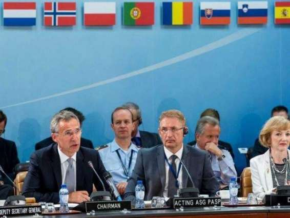 NATO says Turkey membership 'not in question' after coup