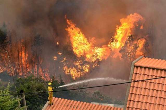 3 killed as fires ravage Madeira